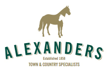 Alexanders – Town & Country Specialists