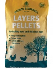 LAYERS PELLETS, D&H