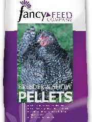 FANCY FEED BREEDER & SHOW PELLETS 20kg