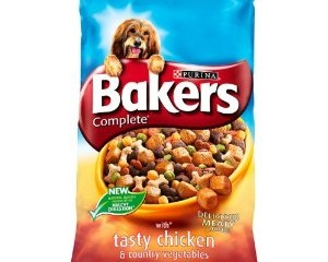 Bakers Complete Chicken & Vegetable