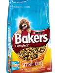 Bakers Small Dog