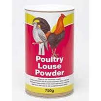 POULTRY LOUSE POWDER 750g