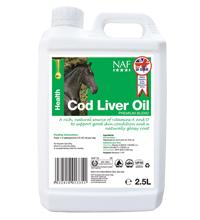 NAF Cod Liver Oil – 5 litre