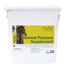 NAF General Purpose Supplement, 3kg