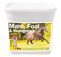 NAF Mare, Foal & Youngstock, 1.8kg