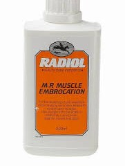 Muscle Embrocation  Radiol  500ml