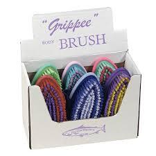 Body Brush, Gripee