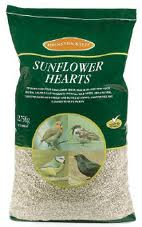 SUNFLOWER HEARTS