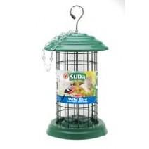 FEEDER – BIRD SEED 8″