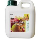 LIFE GUARD APPLE CIDER VINEGAR 1ltr
