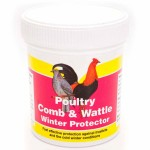 POULTRY COMB & WATTLE WINTER PROTECTOR
