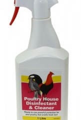 POULTRY HOUSE DISINFECTANT & CLEANER