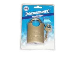 Padlock – shrouded 70mm