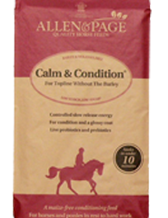 ALLEN & PAGE CALM & CONDITION
