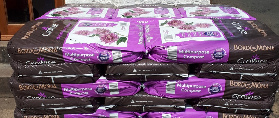 Compost in Stock!